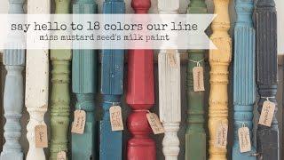 MMSMP Colors