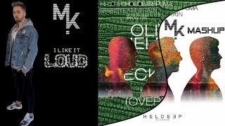 Oliver Heldens & Chocolate Puma Feat. Becky Hill - Overdrive Steam Train