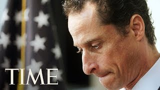 Anthony Weiner Is Going To Prison For Sexting Scandal, Case Linked To Hillary Clinton's Loss | TIME