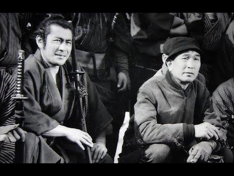 akira-kurosawa---toshiro-mifune---collaboration