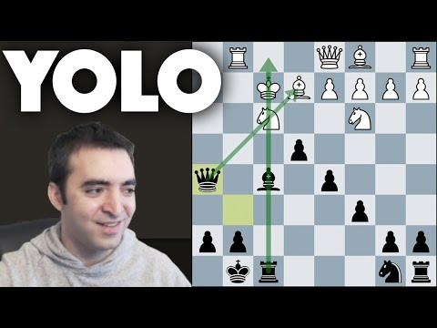 6 Queens After 16 Moves! from YouTube · Duration:  15 minutes 49 seconds