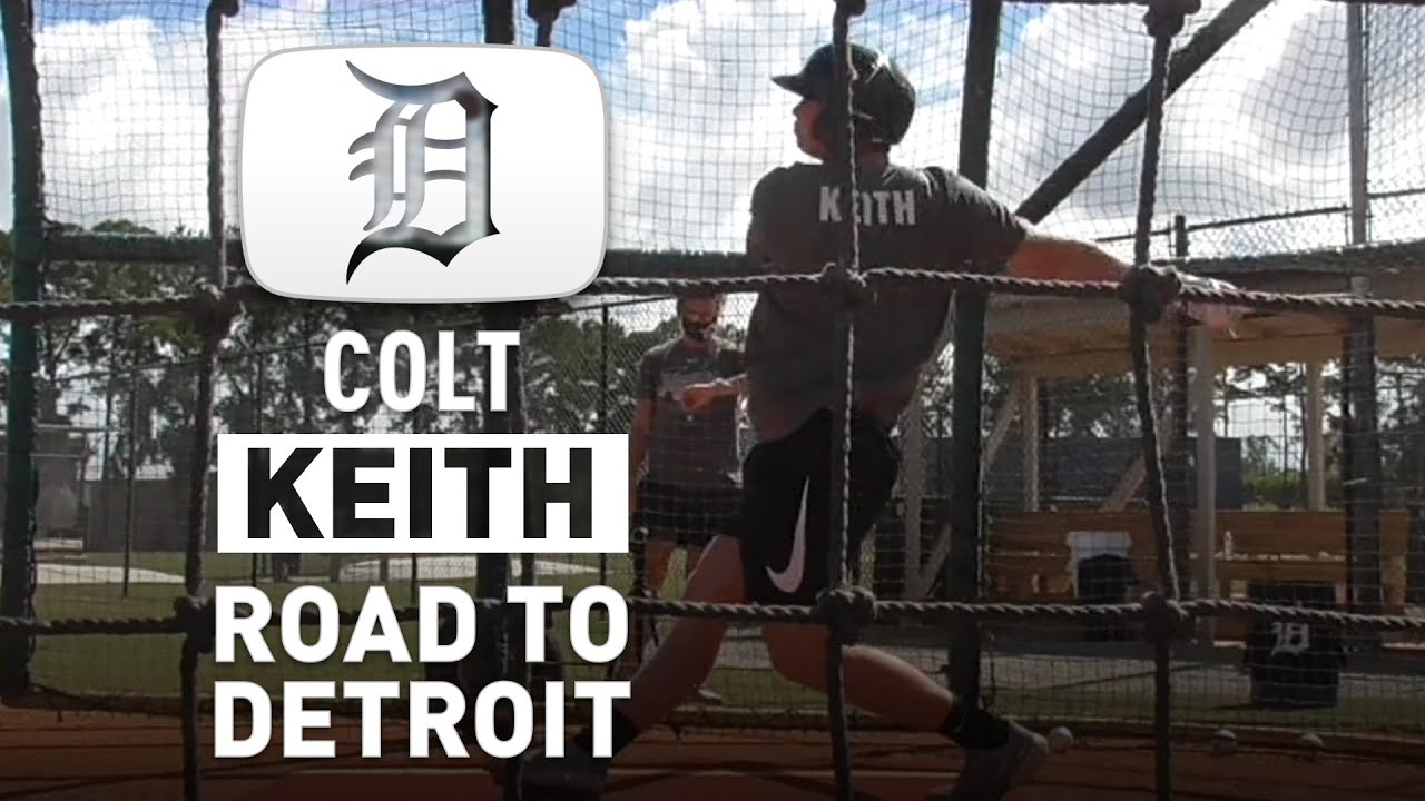 Road to Detroit: Colt Keith
