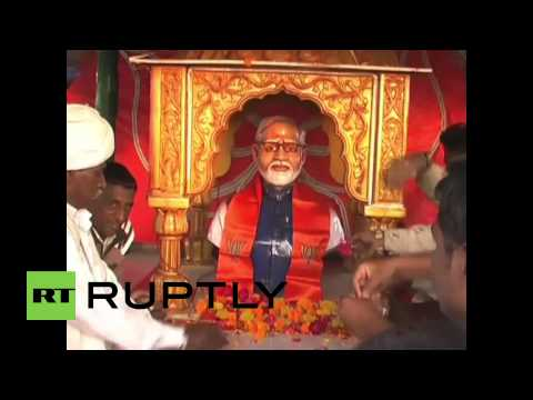 India: PM Modi 'appalled' by this TEMPLE built in his honour