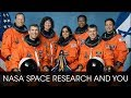 NASA STS 107 Space Research And You