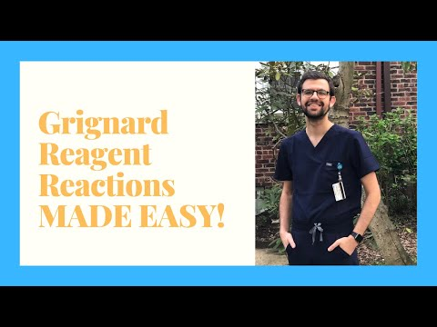 Reactions With Grignard Reagents!