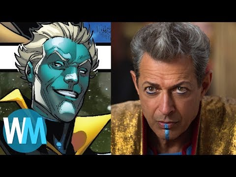 Supervillain Origins: Grandmaster
