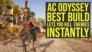 Assassin's Creed Odyssey Best Build INSTANTLY KILLS Multiple Enemies (AC Odyssey Best Build)