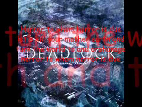 deadlock htrae lyrics