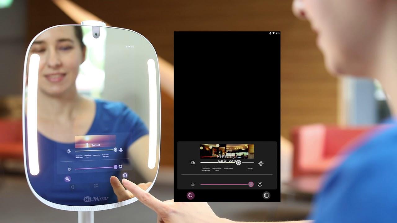 Image result for Hi-Mirror