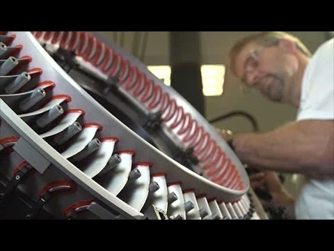 Spotlight on Pratt & Whitney's Manufacturing Technology and Innovations