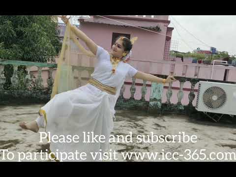 ultimate classical dance by charming beauty