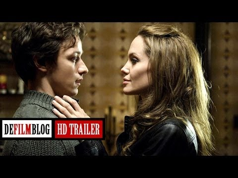 Download Wanted (2008) Official HD Trailer #5 [1080p]