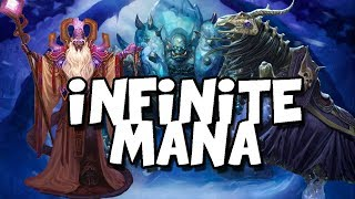 Highest Damage Possible With Infinite Mana 2017