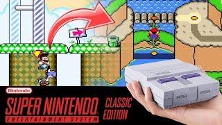 El Camino SECRETO Más OCULTO !! - Super Mario World #6 | SNES Mini - ZetaSSJ