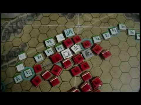 Siege of Jerusalem Game 3 turn 3 & 4