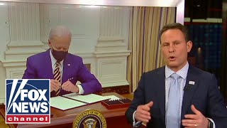 Kilmeade: Biden sidelined Americans without any input