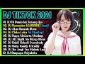 DJ TIKTOK TERBARU 2021 - DJ DI DUNIA INI TENANG AJA SLOW FULL BASS VIRAL REMIX TERBARU 2021