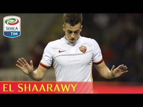 Il gol di El Shaarawy - Milan-Roma-1-3 - Giornata 38 - Serie A TIM 2015/16