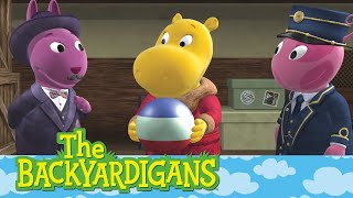 Video The Backyardigans: Le Master of Disguise - Ep.51 download MP3, 3GP, MP4, WEBM, AVI, FLV Januari 2018