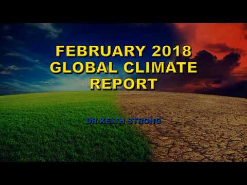 FEBRUARY 2018 CLIMATE REPORT