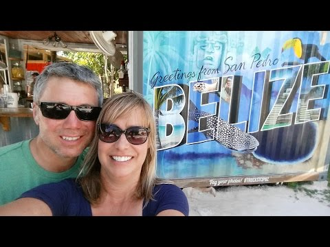 Ambergris Caye, Belize 2016