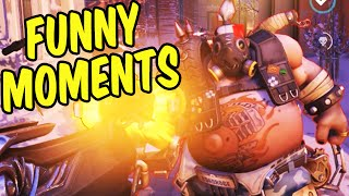 THAT'S the Play of the Game?? - Overwatch Funny Moments
