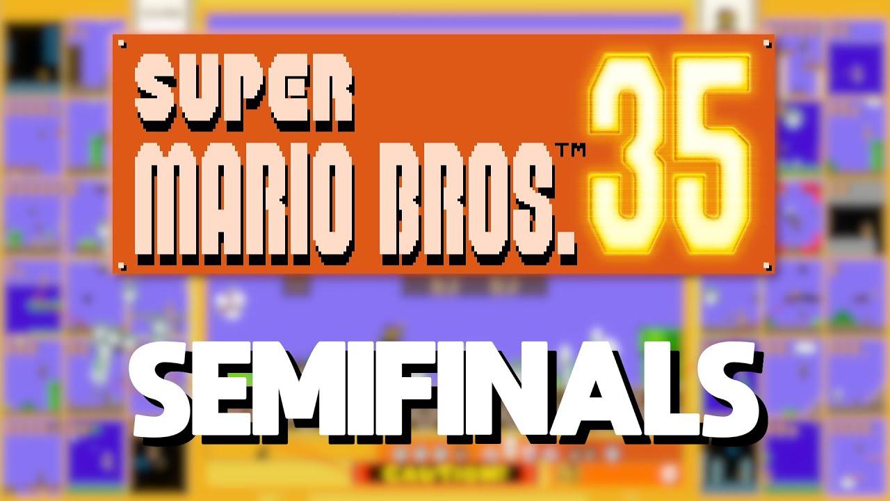 Kawspire vs Zimbo7   Semifinals   Super Mario Bros. 35 Speedrun Invitational