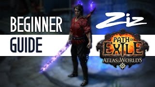 Path of Exile - 2.5 - Beginner Guide