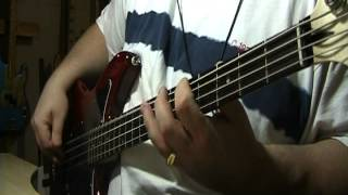Firefall You Are The Woman Fender Squier Vintage Modified Jaguar Active Bass Cover