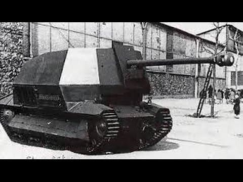 The FCM 36 Pak 40 Puts Destroyer in TD