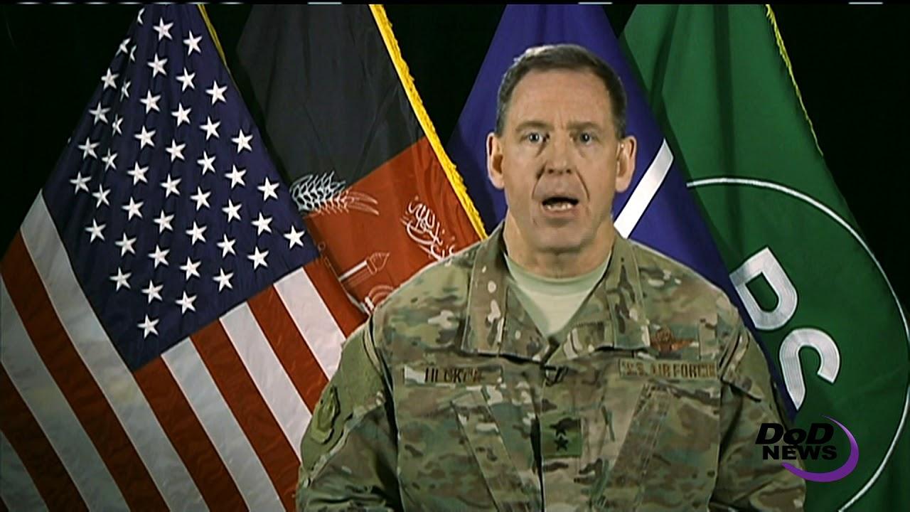 Resolute Support Air Commander: �We Will Cripple' Taliban's Revenue Generation