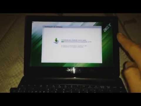 Restaurar como nuevo Acer Aspire One (sistema operativo de fabrica)