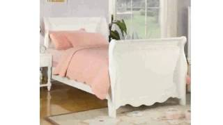 Twin Sleigh Trundle Bed