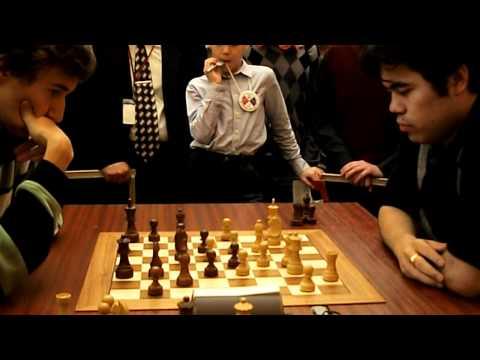 Nakamura - Karjakin Wch  chess blitz
