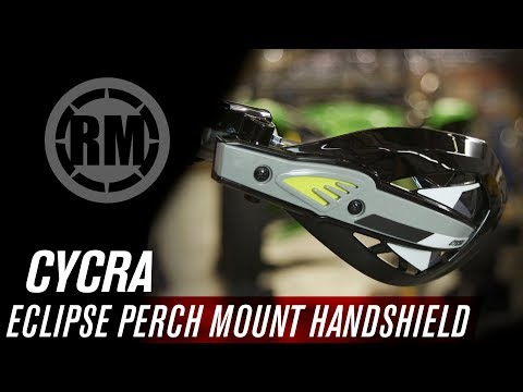 Cycra Eclipse Perch Mount Motocross Handshields