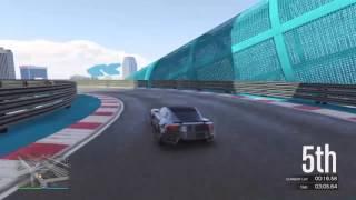 GTA 5 - Cunning Stunts DLC - ***World Record*** Maze Bank Ascent