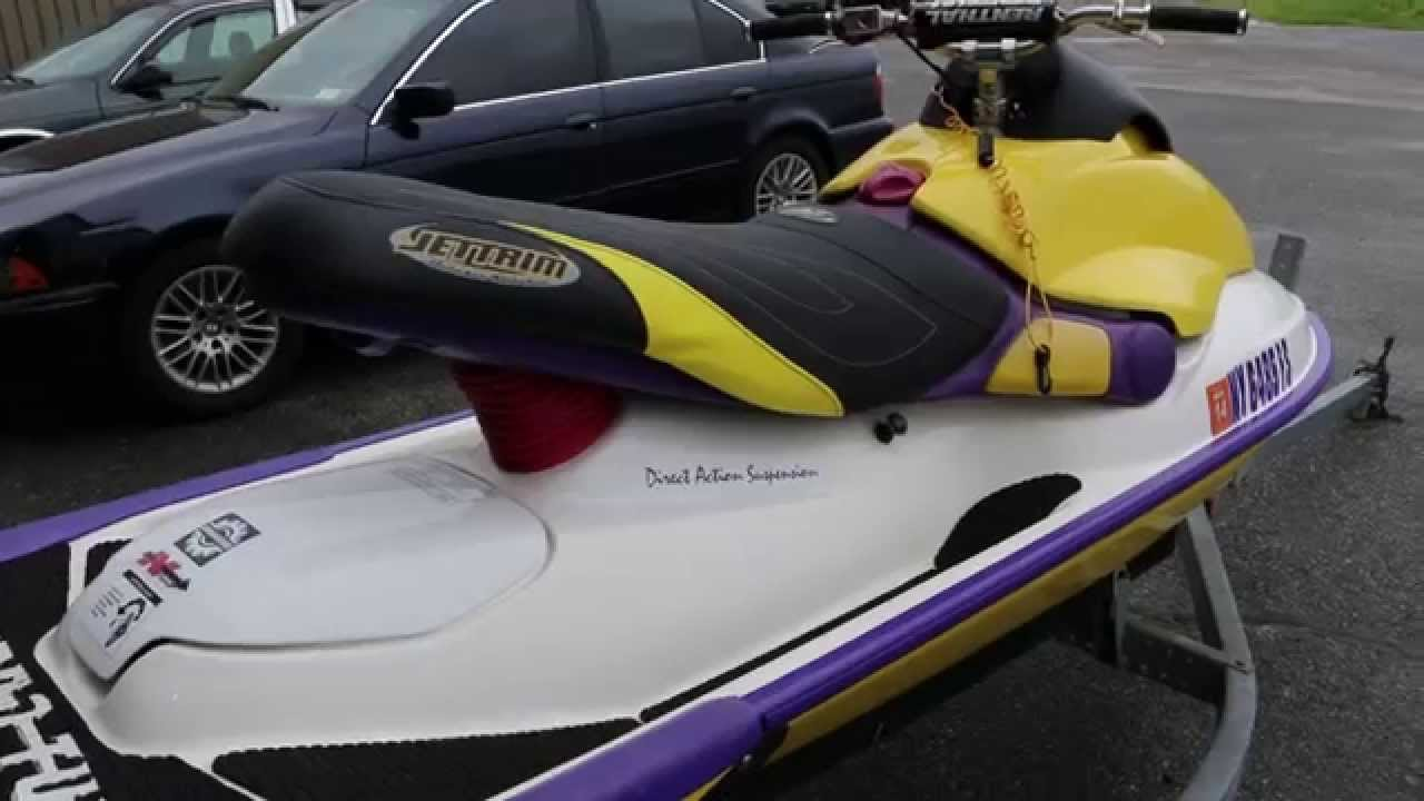 1996 Seadoo Xp >> 1996 SeaDoo HX For Sale~720CC Motor w/ Stage 3 upgrades~Winter Restoration - YouTube