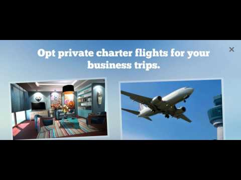 Hire a Private Jet Charter Flight