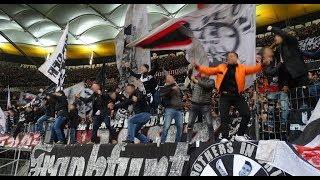 Away-Support: Eintracht Frankfurt