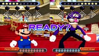 Dance Dance Revolution: Mario Mix [41] GameCube Longplay