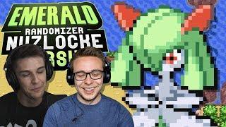 JUST FULL OF BANTER! - Pokemon Emerald Randomizer Versus PART 4