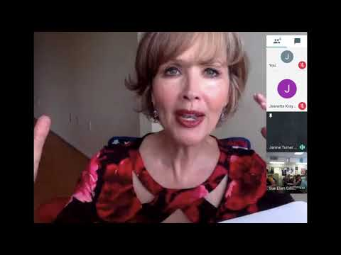 Finding the 5%: Janine Turner's 5/2/2018 Presentation to Alabama's Isabella High School