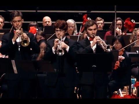 Leroy Anderson Bugler's Holiday Corvallis-OSU Symphony
