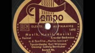 Musik, Musik, Musik!