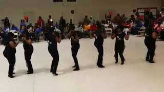 DK Stand up and Get Krunk Line Dance