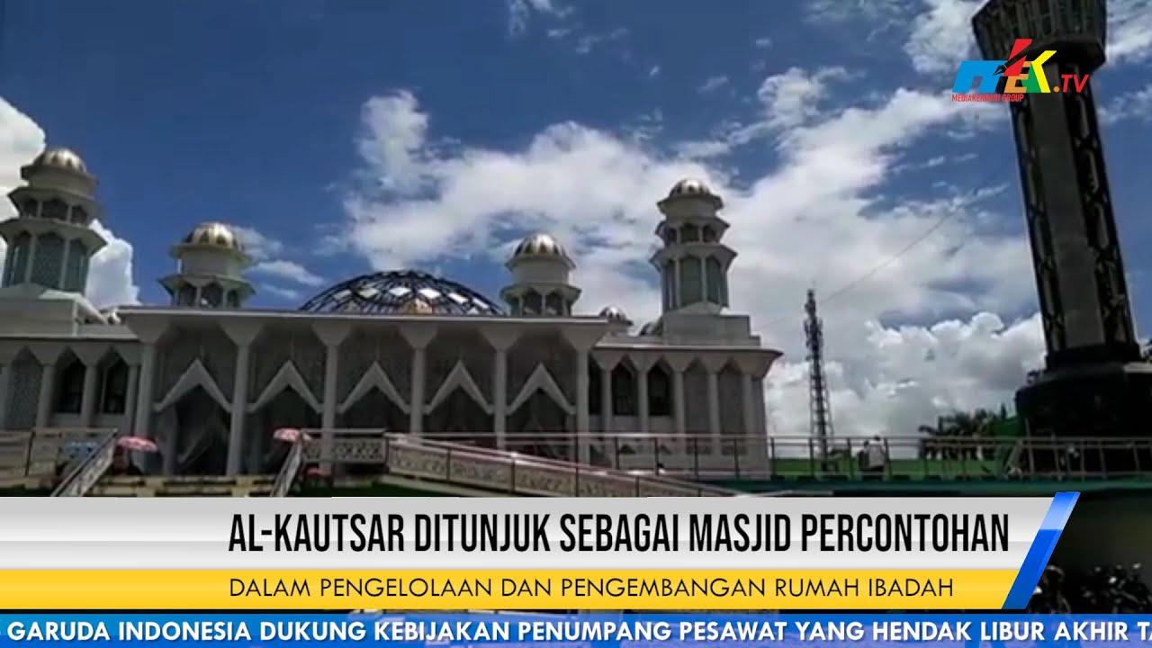 Al Kautsar Ditunjuk Sebagai Masjid Percontohan