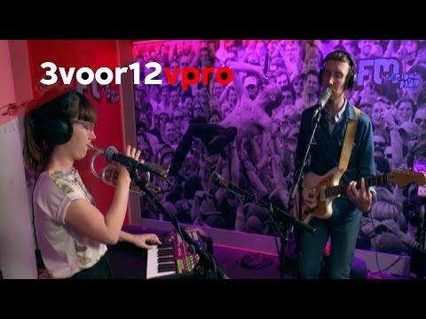 Aidan Knight - Live bij 3voor12 Radio