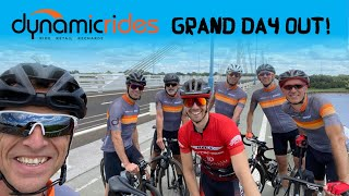 Dynamic Rides - Grand Day Out! ...175 mile EPIC ride!
