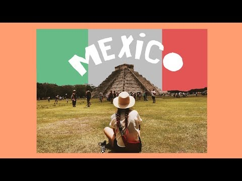 my trip to mexico.