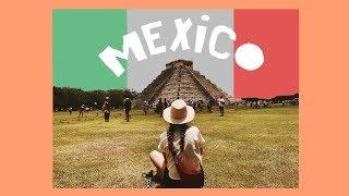 my trip to mexico.